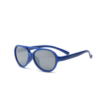 Real Shades Real Shades Sky Royal blauwe kinderzonnebril