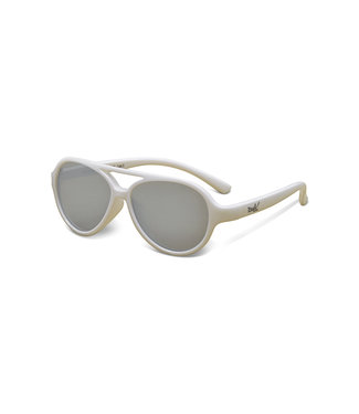 Real Shades Lunettes de soleil Real Shades Sky White