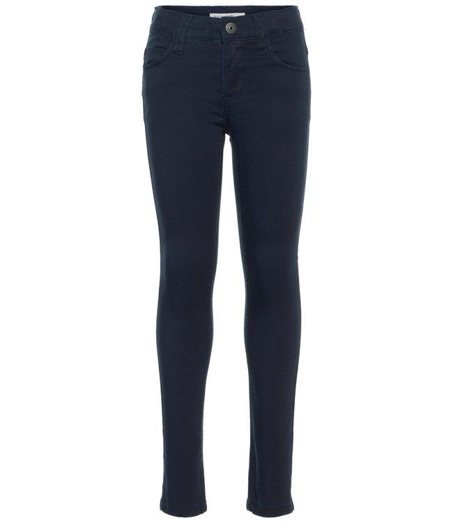 Name-it Nom-it garçons pantalon bleu Theo Twiadam