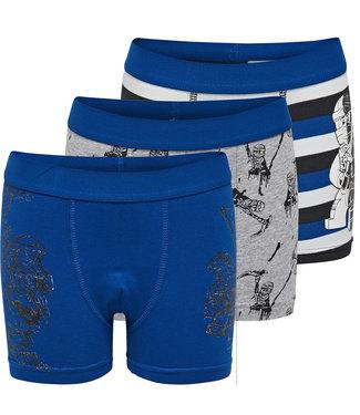 Lego wear Legowear boxer shorts Ninjago blue