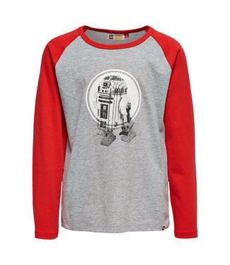 Lego wear Tee shirt garcon legere Tony Star Wars