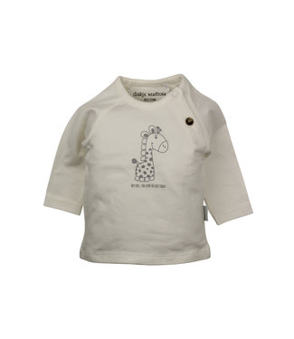 Dirkje kinderkleding Dirkje t shirt Giraf