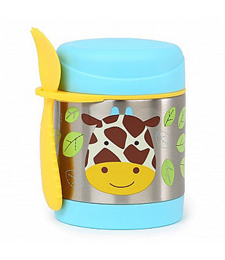 Skip hop Skip Hop food jar thermos giraffe
