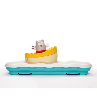 Taf Toys Taf Toys Musical boat owl toy