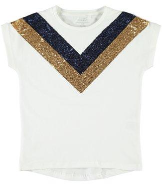 Name-it Nommez les filles t-shirt Kristbjorg Snow White