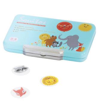 Squitos Squitos mosquito-resistant stickers 24 pieces