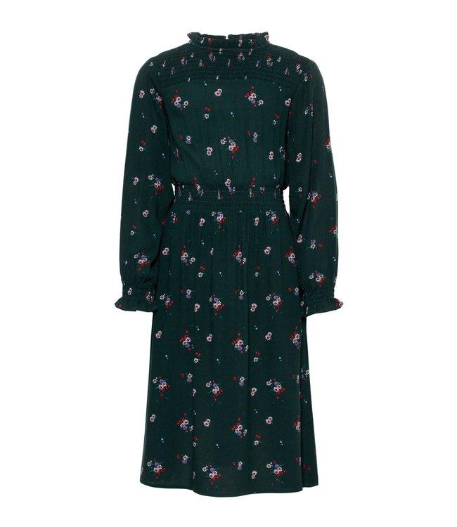 Name-it Name it green Lucia long dress