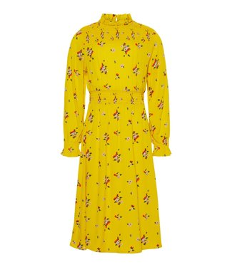 Name-it Name it Lucia yellow long dress