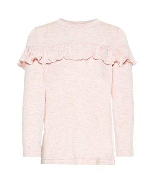 Name-it Name it roze meisjes tshirt Lushine