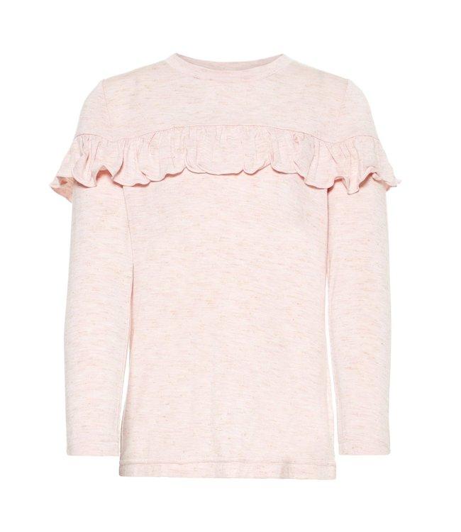 Name-it Name-it e t-shirt fille rose Lushine