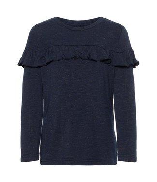 Name-it Name it blue girls t-shirt Lushine