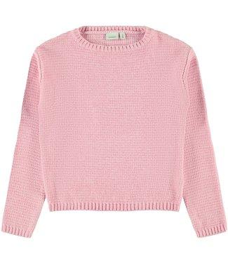 Name-it Name it roze meisjes trui Lisia
