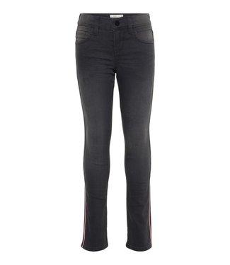 Name-it Name it grijze jongens jeans Theo