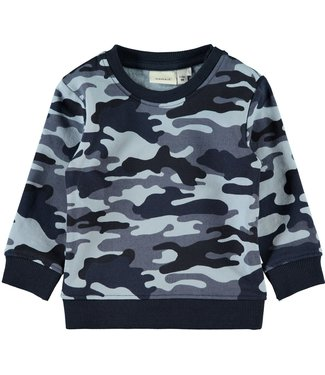 Name-it Name it jongens sweater Kecamo