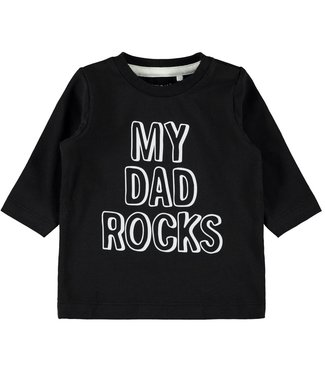 Name-it T-shirt Name-it Lerock Noir