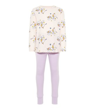 Name-it Name it girls Unicorn 2-piece pajamas