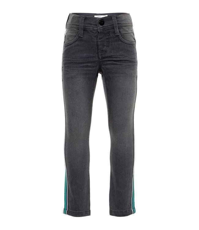 Name-it Name it gray boys jeans pants Theo