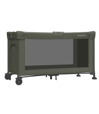 Koelstra Koelstra travel bed Travelsleeper T5 Stone green