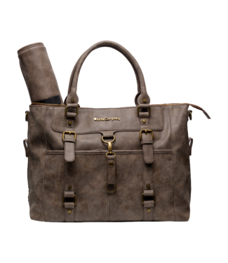 Little Company Little company care bag Helsinki Solid Taupe