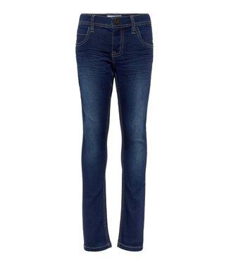 Name-it Name it jeans pour garçons Ross Dnmthayer Bleu foncé