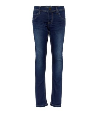 Name-it Name it jongens jeans Ross Dnmthayer Dark Blue