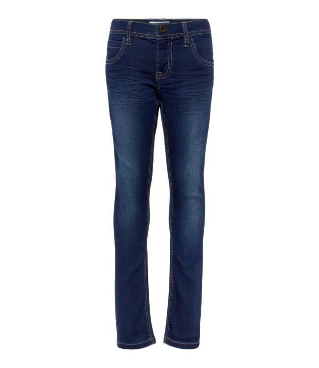 Name-it Name it boys jeans Ross Dnmthayer Dark Blue