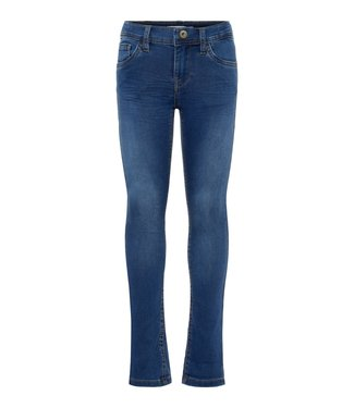 Name-it Name it boys jeans Theo Dnmthayer Dark Blue