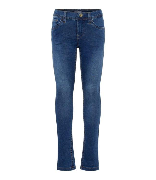 Name-it Name it boys jeans Theo Dnmthayer Dark Blue