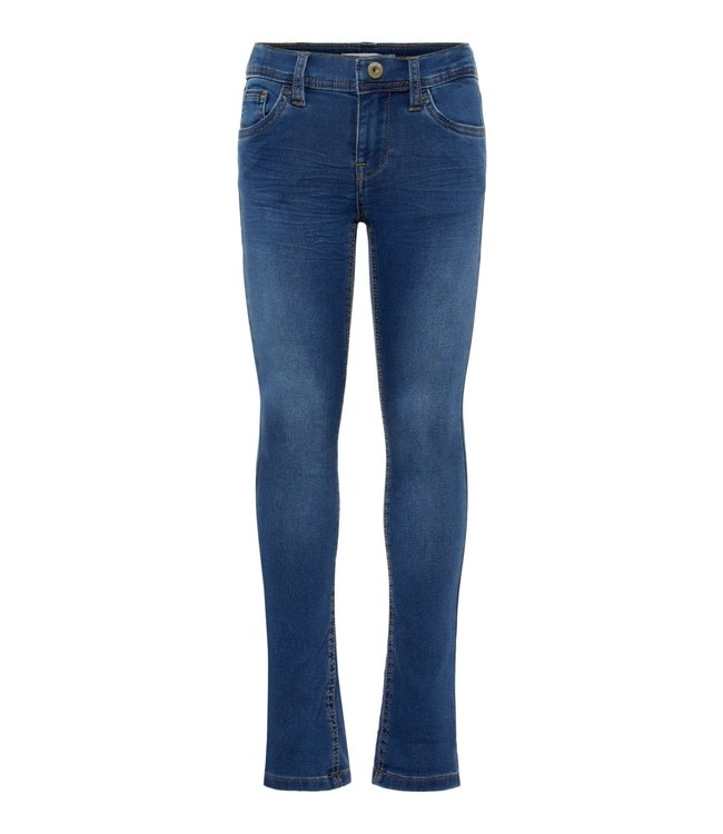 Name-it Name it jeans Theo Dnmthayer Bleu Foncé