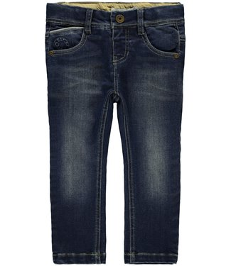 Name-it Name it boys jeans Theo Dnmbobo Dark Blue