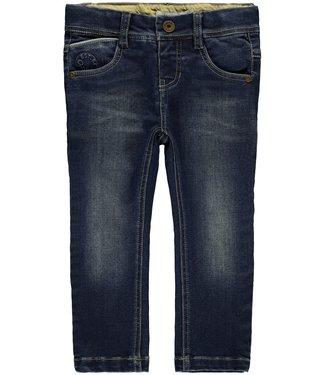 Name-it Name-it jeans pour garçon Theo Dnmbobo Bleu foncé