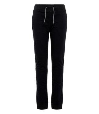 Name-it Name-it basic zwarte jogging broek Black