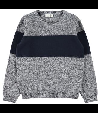 Name-it Name-it blue boys sweater Verman Dark Sapphire