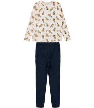 Name-it Name-it meisjes pyjamaset Leo aop Barely Pink