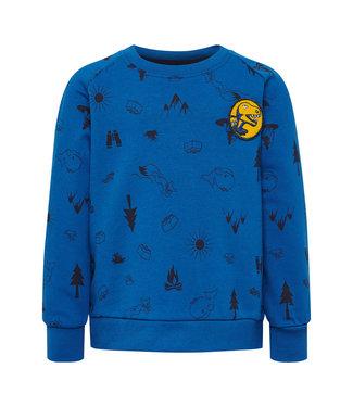 Lego wear Legowear blauwe Duplo Sweater Sirius 650