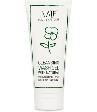 Naïf Naïf 200 ml cleansing gel for babies and kids