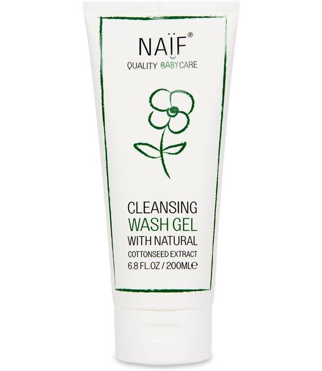 Naïf Naïf 200 ml gel nettoyant pour bébés et enfants