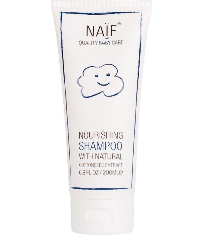 Naïf Naïf Verzorgende Shampoo - voor Baby & Kids - 200ml