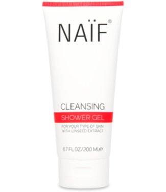 Naïf Naïf Cleansing Shower Gel - 200ml