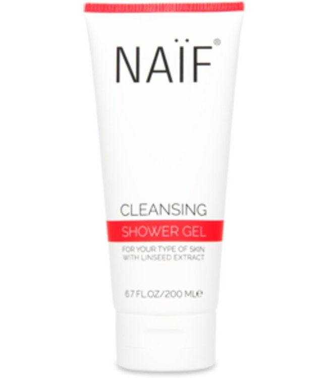Naïf Naïf Reinigende Shower Gel - 200ml