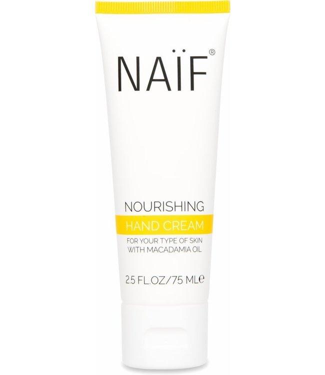 Naïf Crème Mains Nourrissante Naïf - 75ml