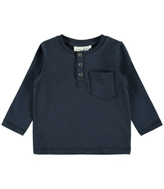 Name-it Name-it T-shirt Najan Dark Sapphire