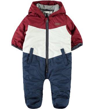 Name-it Name-it boys ski suit Mock Dress Blues