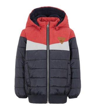 Name-it Name-it boys winter jacket NMMMAGNUS Puffer Dark Sapphire