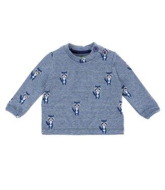 Lily Balou Lily Balou Baby T-shirt Francis Raccoons