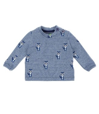 Lily Balou Lily Balou Baby Tshirt Francis Raccoons