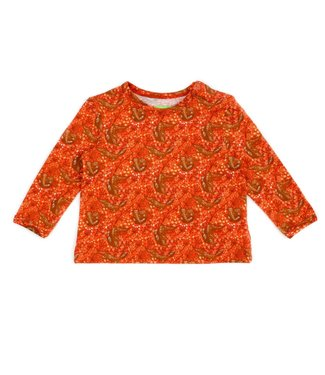 Lily Balou Lily Balou Baby T-shirt Francis Foxes