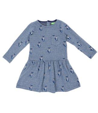 Lily Balou Lily Balou dress Fiona Raccoons