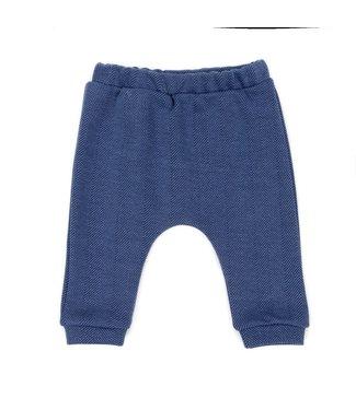 Lily Balou Lily Balou pantalon bleu Tommy Blue