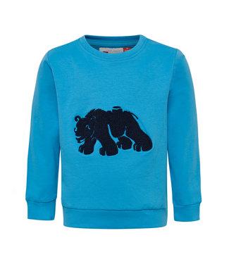 Lego wear Legowear jongens Duplo sweater Sirius Blue